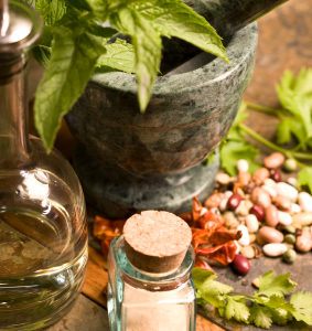 Herbal Products & Essential Oils