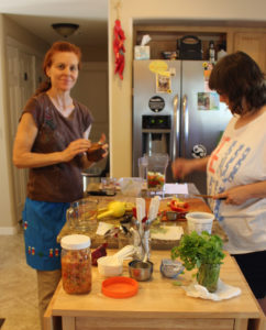 Hands-on Food Prep Classes with Linda Curry