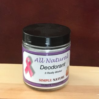 deodorant purple